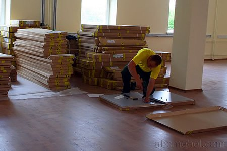Профессия сборщик мебели
