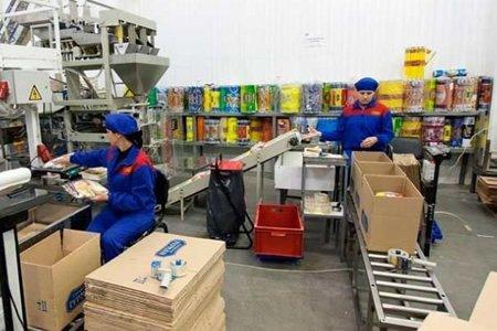Профессия упаковщик на конвейере