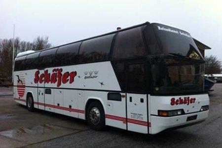 Работа для водителя туристического автобуса