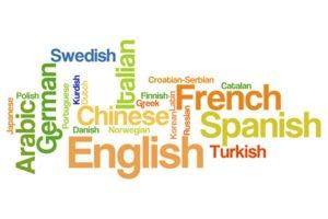 яку потрібно знати мову для пошуку роботи за кордоном