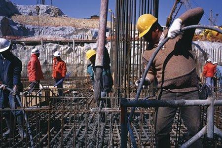 Работа бетонщика-арматурщика в Австрии