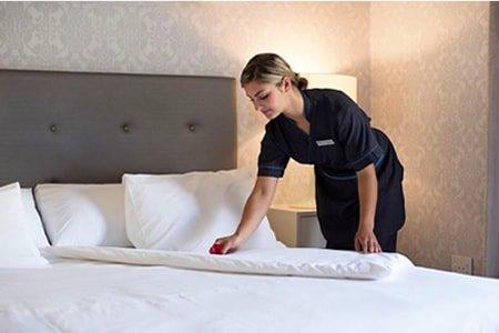 Работа для горничной в отеле
