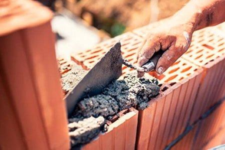 Работа каменщика на строительство в Европе