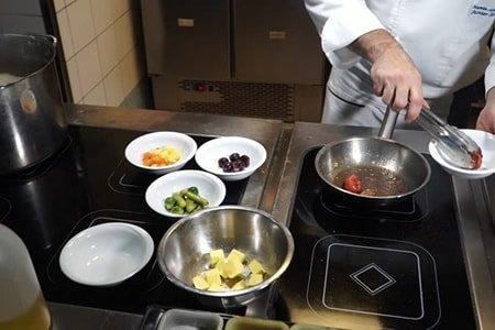 Работа повара в Гермнии