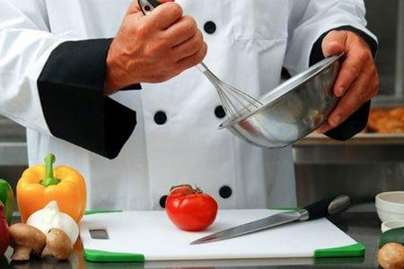 Работа для повара