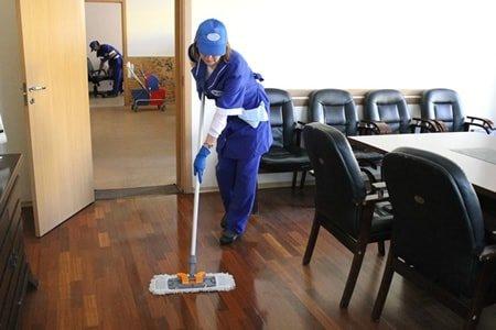 Работа для уборщицы в Словакии