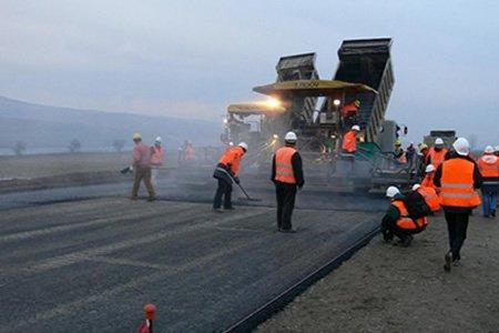 Работа дорожного рабочего в Европе