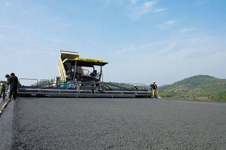 Разнорабочий на строительство дорог Европе