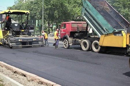 Робота дорожнього робочого (бетонщика) в Европі
