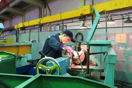 Работа токаря в Словакии