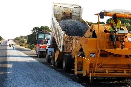 Работа водителя грузоврго авто на строительство дорог в Европе