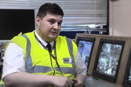 Робота охранника в Румынии