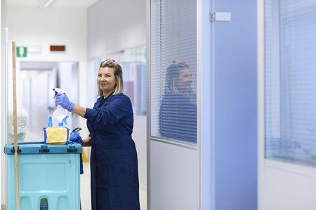 Работа уборщицы в Польше