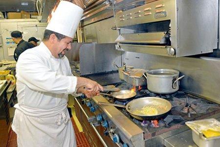 Повар в ресторан украинской кухни в Португалии