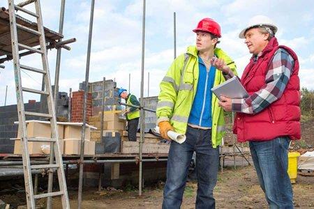 Работа строителя-универсала в Европе