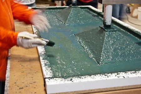 Формировщик железо-бетонных изделий в Литве