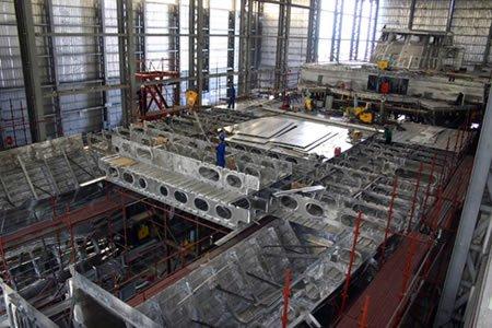 Монтажник металлоконструкций в Литве