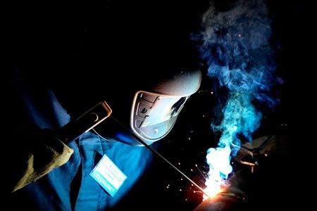 Работа для сварщика металлоконструкций ((MIG метод) в Литве