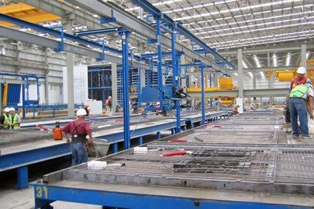 Работа на бетонном заводе в Латвии