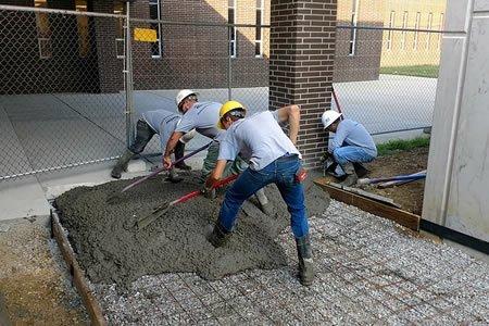 Работа для бетонщика в Латвии