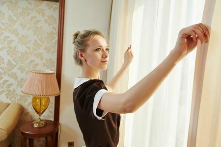Работа для горничной в отеля в Литве