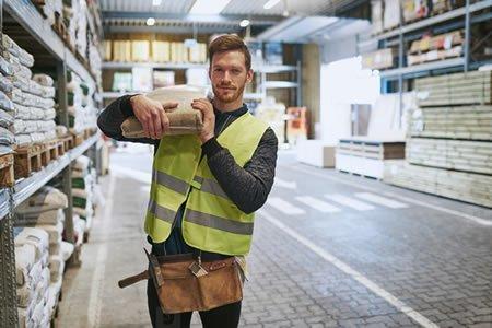Работа для разнорабочего на склад в Европе