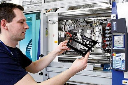 Работа для оператора линий на производство изделий из пластмасы в Латвии