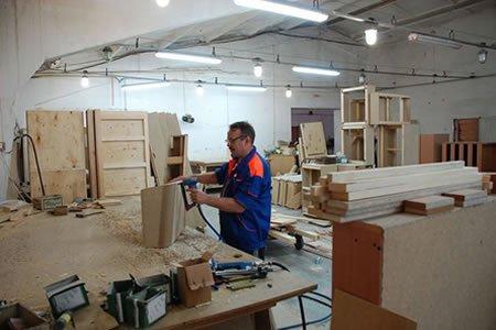 Работа на мебельное производство в Европе