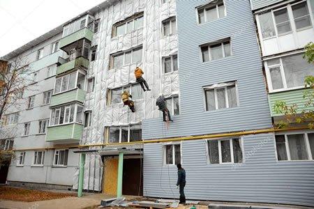 Работа для фасадчика на строительство в Румынии