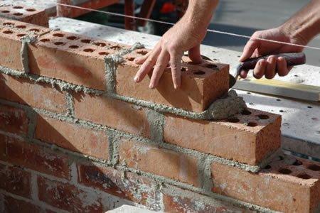 Работа для каменщика на строительстве в Венгрии