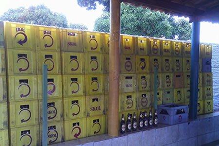 Разнорабочий на завод по сортировке стекляных бутылок в Германии