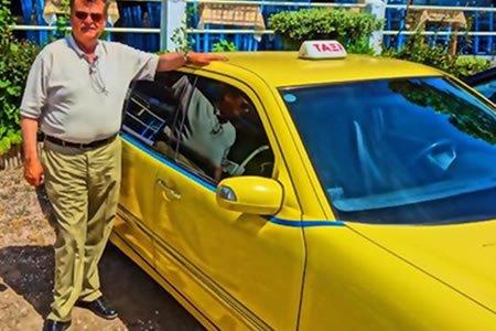Работа для водителя категории В (такси) в Венгрии