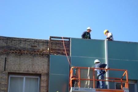 Работа для фасадчика на строительстве в Эстонии
