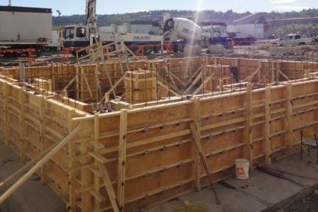 Работа для опалубщика на строительстве в Дании