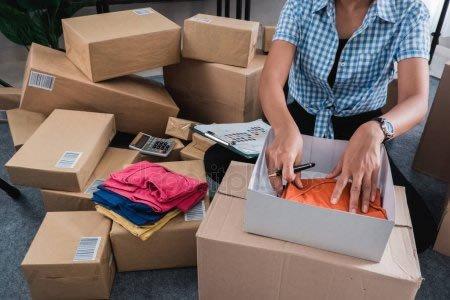 Работа для студентов на склад одежды в Словакии