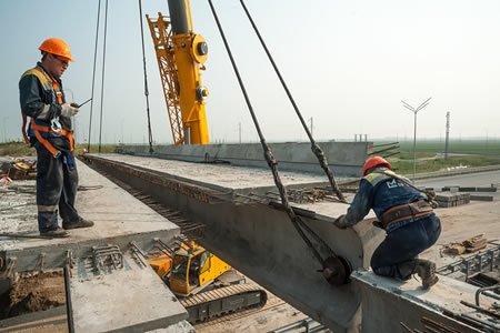 Работа для стропальщика на стройплощадке в Литве