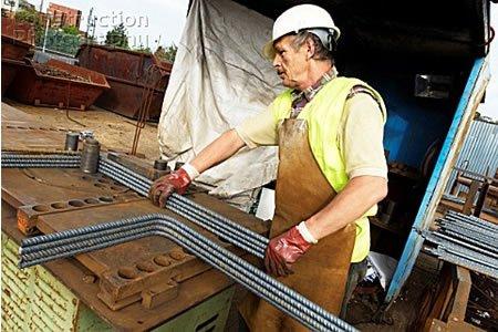 Работа для армировщика на строительстве в Эстонии