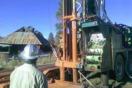 Работа для машиниста буровой установки в Литве