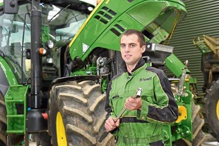 Работа для механизатора в Эстонии