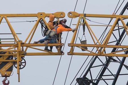 Работа для монтажника металлоконструкций в г. Елгава (Латвия)