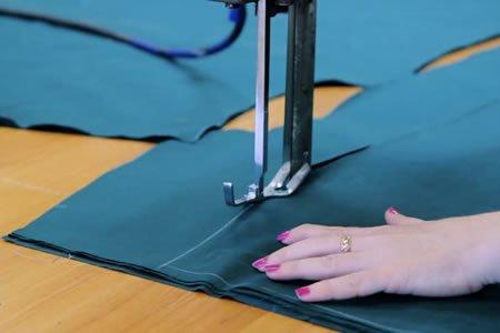 Работа для раскройщика на швейное производство в Эстонии