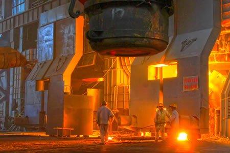 Работа для плавильщика металла на производстве в Латвии