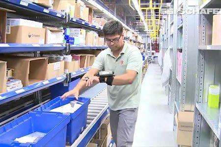 Работа для сортировщика на складе в Литве