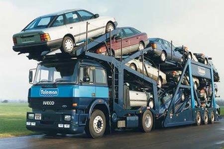 Работа для водителя автовоза в Литве