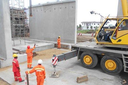 Работа для стропальщика на строительстве в Литве