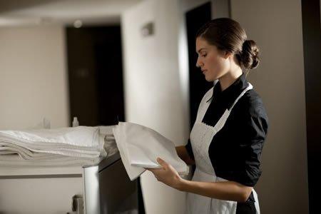 Работа для горничной в гостинице