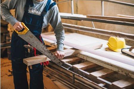 Работа для плотника