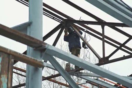 Работа для сварщика конструкций