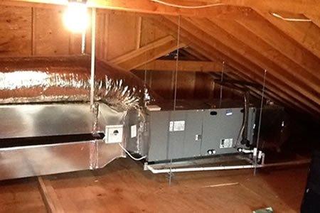 Мастер по установке систем вентиляции