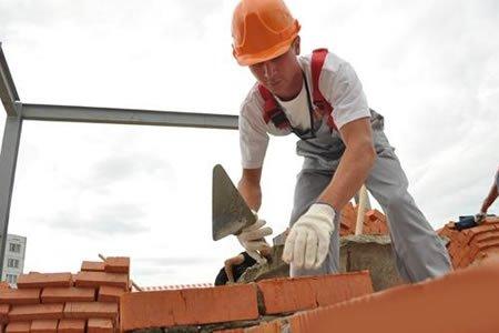 Работа для каменщика